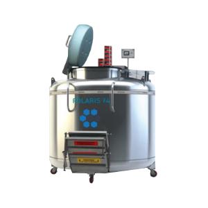Cryovita Polaris Stainless Steel Cryo Freezer